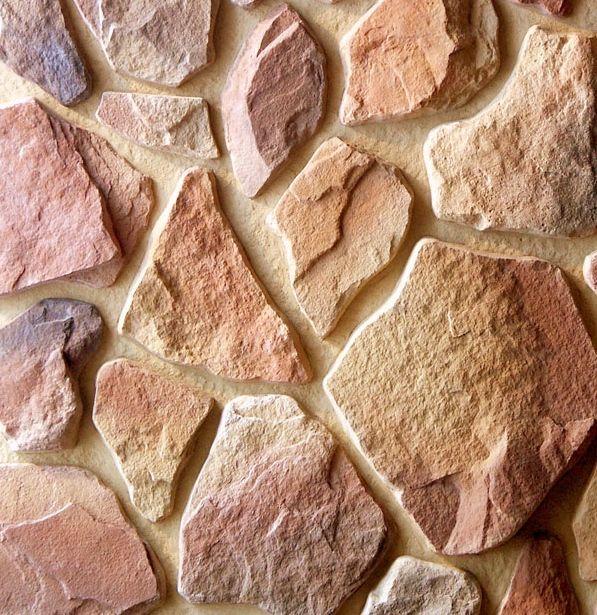 Камень для облицовки своими руками