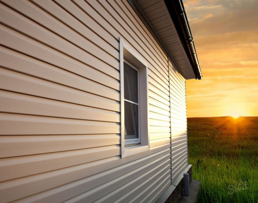 Фото - Виниловый сайдинг в отделке дома
